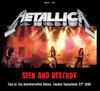 Metallica - Seek And Destroy - Live At The Hammersmith Odeon (CD)