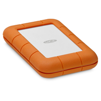 LaCie Rugged Secure USB-C 2TB External Hard Drive - Cover