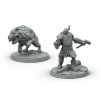 Fallout: Wasteland Warfare - Super Mutants Hammer (Miniatures) - Cover