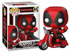 Funko Pop! Ride Marvel - Deadpool - Deadpool & Scooter