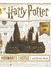 Harry Potter Hogwarts Castle + Sticker Book - Running (Toy)