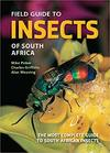 Field Guide To Insects Of South Africa - Mike Picker (Paperback)