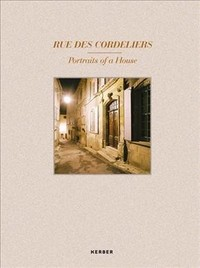 Rue Des Cordeliers (Hardcover) - Cover