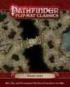 Pathfinder Flip-mat - Classics: Darklands (Role Playing Game)