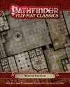 Pathfinder Flip-mat Classics - Watch Station (Role Playing Game)