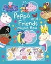 Peppa Pig: Peppa and Friends Magnet Book - Peppa Pig (Hardcover)
