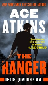The Ranger - Ace Atkins (Paperback) - Cover