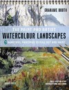 Paint Pad Artist: Watercolour Landscapes - Grahame Booth (Hardcover)