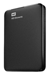 WD Elements Portable 4TB Black External Hard Drive