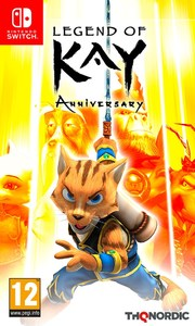 Legend of Kay: Anniversary (Nintendo Switch)