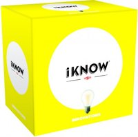 iKNOW: Innovations (Board Game) - Cover