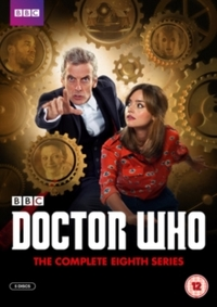 Doctor Who - The New Series: Series 8 - Cover