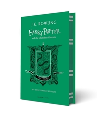 Harry Potter and the Chamber of Secrets - Slytherin Edition - J.K. Rowling (Hardcover) - Cover