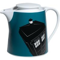Doctor Who - Ceramic Tardis Teapot