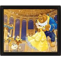 Beauty and the Beast - Ballroom 3D Lenticular Poster