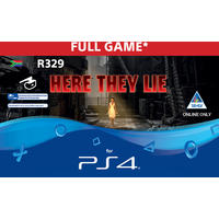 Here They Lie (PS4 VR Download)