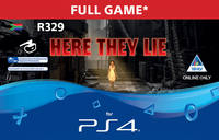 Here They Lie (PS4 VR Download) - Cover