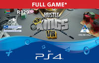Hustle Kings VR (PS4 Download) - Cover