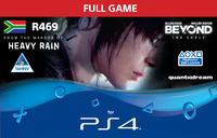 BEYOND: Two Souls (PS4 Download) - Cover
