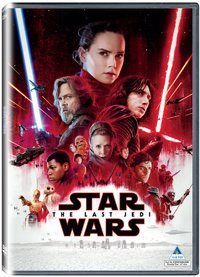 Star Wars: The Last Jedi (DVD)