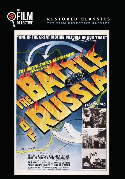 Battle of Russia (Region 1 DVD)