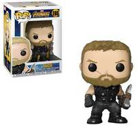 Funko Pop! Marvel - Avengers Infinity War: Thor Vinyl Figure - Cover