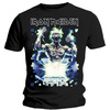 Iron Maiden Speed of Light Mens Black T-Shirt (Medium)