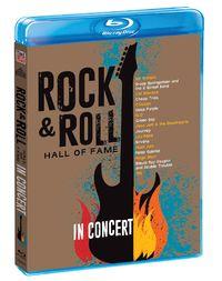 Rock & Roll Hall of Fame 2010-2017 (Region A Blu-ray) - Cover