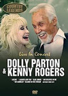 Dolly Parton / Kenny Rogers - Live In Concert (Region 1 DVD)