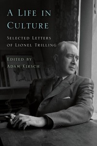 Life in Culture - Lionel Trilling (Hardcover) - Cover