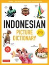 Indonesian Picture Dictionary - Linda Hibbs (Hardcover)