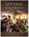 Lone Wolf Adventure Game - Narrator's Screen (Role Playing Game)