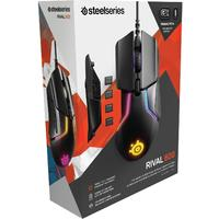SteelSeries - Rival 600 with TrueMove3+ USB Gaming Mouse - Black (PC)