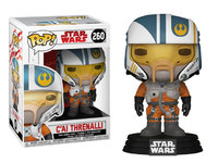 Funko Pop! Star Wars - The Last Jedi: C'Ai Threnalli Vinyl Figure - Cover