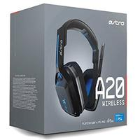 ASTRO GAMING - A20 Headset - Grey/Blue (PC/Gaming)