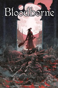 Bloodborne Collection - Ales Kot (Paperback) - Cover