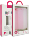 Ozaki O!Coat 0.3 Jelly 2-In-1 Case for Apple iPhone 7 - Pink Transparent