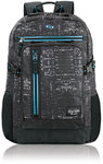 Solo Midnight 15.6 Inch Notebook Backpack - Black and Blue