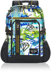 Solo Brooklyn 15.6 Inch Notebook Backpack - Multicolour