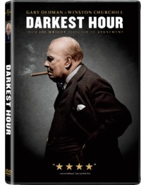 The Darkest Hour (DVD) - Cover