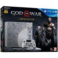Sony PlayStation 4 Pro 1TB Console - God of War Limited Edition (PS4 Pro)