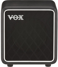 Vox BC108 1x8 Inch Guitar Amplifier Cabinet (Black)