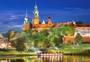 Castorland - Wawel Castle by night, Poland Puzzle (1000 Pieces) Cover