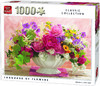 King Puzzle - Classic - Language of Flowers Puzzle (1000 Pieces) Cover