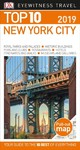 Dk Eyewitness Top 10 New York City - Dk Travel (Paperback)