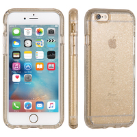 quality design c8f6b fcd21 Speck CandyShell Case for Apple iPhone 6/6s Plus - Gold Glitter