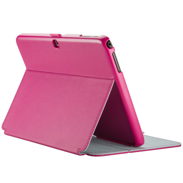 half off 14619 c381e Speck Stylefolio Tablet Case for Samsung Galaxy Tab 4 10.1 Inch - Pink and  Grey