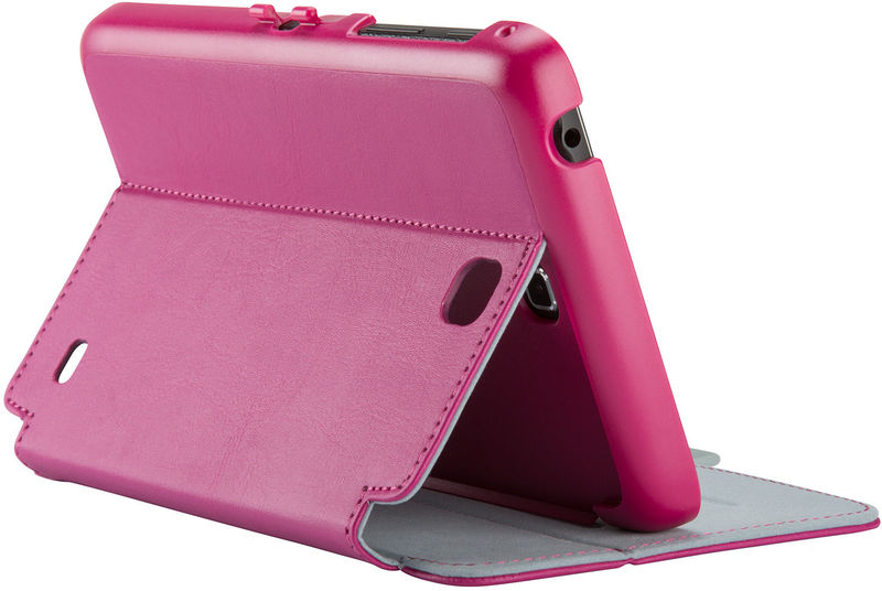 huge discount 0e9e1 af528 Speck Stylefolio Tablet Case for Samsung Galaxy Tab 4 7 Inch - Pink and Grey