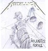 Metallica - And Justice For All Canvas