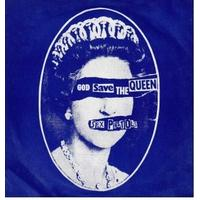 Sex Pistols - God Save the Queen Canvas